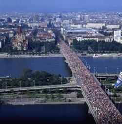 Der Vienna City Marathon. ©VCM