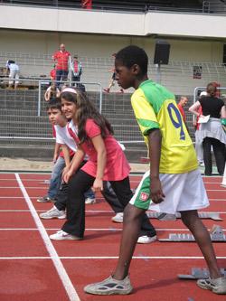 Auf Schneller Socke zur Weltmeisterschaft 2009
